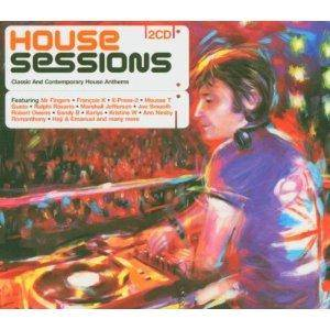 House Sessions - Cover