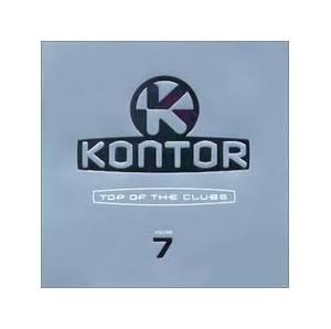 Kontor - Top Of The Clubs Vol. 07 - Cover