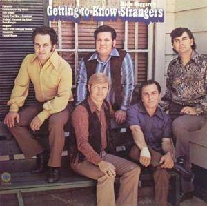 Cover - Merle Haggard And The Strangers: Getting To Know The Strangers