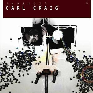 Cover - Dark Comedy: Fabric 25: Carl Craig