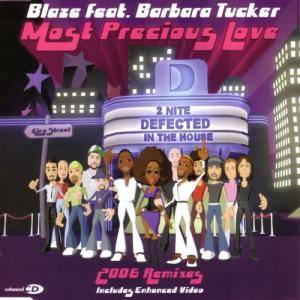 Cover - Blaze: Most Precious Love (2006 Remixes)