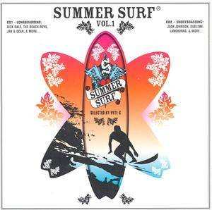 Cover - Super Stocks, The: Summer Surf Vol. 1
