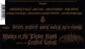 Wolves In The Throne Room: Celestial Lineage (CD) - Bild 4