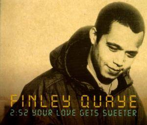 Cover - Finley Quaye: Your Love Gets Sweeter