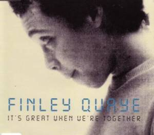 Cover - Finley Quaye: It's Great When We're Together