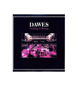 Dawes: Nothing Is Wrong - Cover