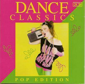 Cover - Video: Dance Classics - Pop Edition