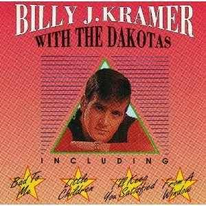 Cover - Billy J. Kramer: With The Dakotas