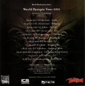 Iced Earth: 5 Songs (CD) - Bild 3