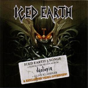 Iced Earth: 5 Songs - Cover