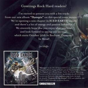 Iced Earth: 5 Songs (CD) - Bild 6