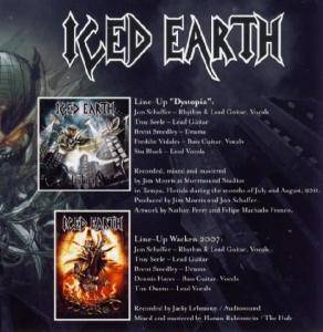 Iced Earth: 5 Songs (CD) - Bild 7