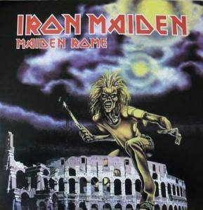 Iron Maiden: Maiden Rome - Cover