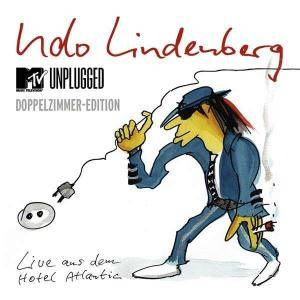 Udo Lindenberg: MTV Unplugged - Live Aus Dem Hotel Atlantic - Cover