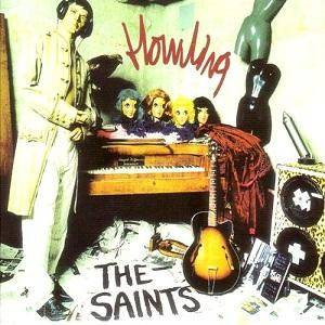 Cover - Saints, The: Howling