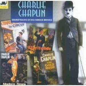 Cover - Charlie Chaplin: Soundtrack Of His Famous Movies
