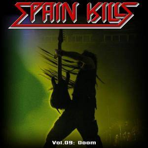 Cover - ...Of Dream And Drama: Spain Kills Vol. 09