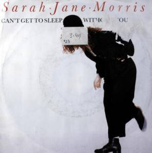 Cover - Sarah Jane Morris: Can't Get To Sleep Without You