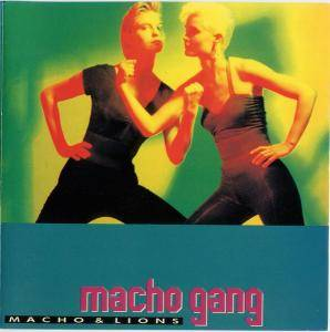 Cover - Macho Gang: Macho & Lions