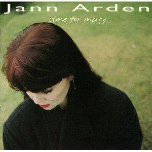 Cover - Jann Arden: Time For Mercy