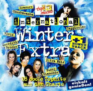 Cover - Funky Diamonds: 18 Top Hits Aus Den Charts - Winter Extra 1997