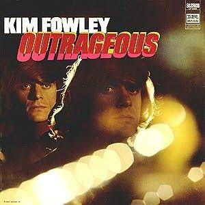 Cover - Kim Fowley: Outrageous