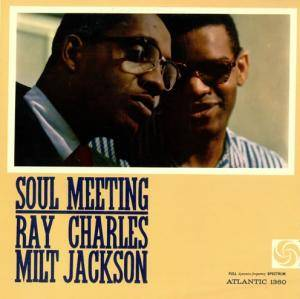 Ray Charles: Soul Meeting - Cover