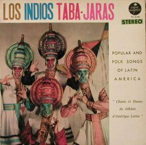 Cover - Los Indios Tabajaras: Popular And Folk Songs Of Latin-America