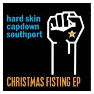 Cover - Hard Skin: Christmas Fisting EP