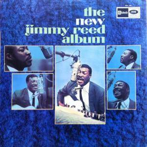 Cover - Jimmy Reed: New Jimmy Reed Album, The
