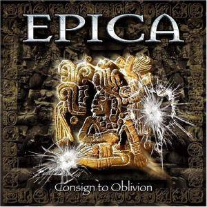 Epica: Consign To Oblivion - Cover