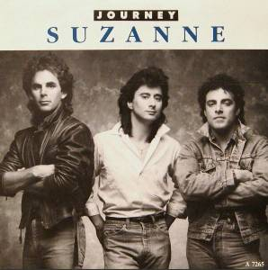 Journey: Suzanne - Cover