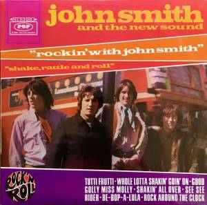 "Cover - John Smith & The New Sound: ""Rockin' With John Smith"""