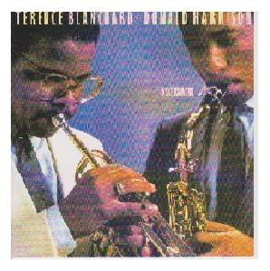 Cover - Terence Blanchard: Terence Blanchard / Donald Harrison - Discernment