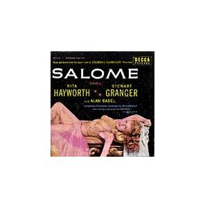 Cover - George Duning: Salome