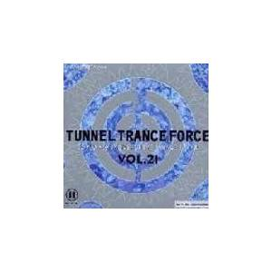 Cover - Re-Actor: Tunnel Trance Force Vol. 21