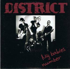 Cover - District: My Babies Number