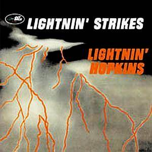Cover - Lightnin' Hopkins: Lightnin' Strikes