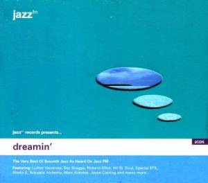 Cover - T-Voyce: Jazzfm Records Presents... Dreamin'