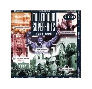 Cover - Yo! Co Ross: Millenium Super-Hits 1991-1995