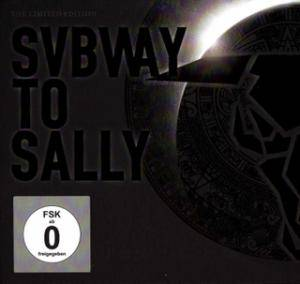 Subway To Sally: Schwarz In Schwarz - Cover