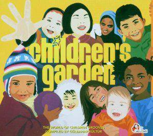 Cover - Spicy Roots: Children's Garden - The World Of Children Grooves