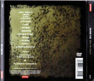 Machine Head: Unto The Locust (CD + DVD) - Bild 2