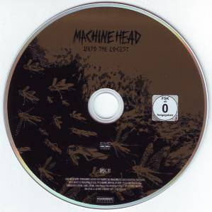 Machine Head: Unto The Locust (CD + DVD) - Bild 4