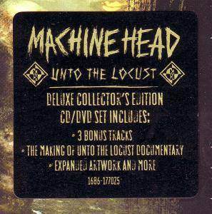 Machine Head: Unto The Locust (CD + DVD) - Bild 5