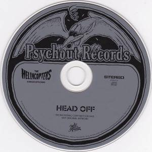 The Hellacopters: Head Off (Promo-CD) - Bild 3