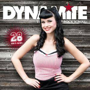 Cover - Bad Nenndorf Boys: Dynamite! Issue 73 - CD #28