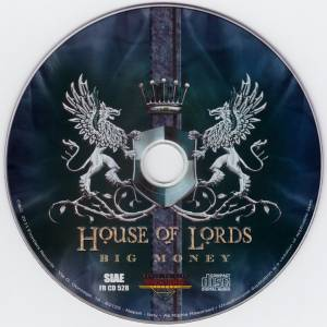 House Of Lords: Big Money (CD) - Bild 2