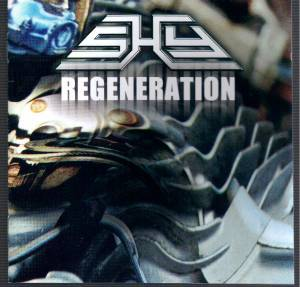 Cover - Shy: Regeneration