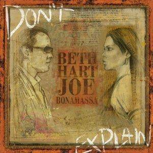 Beth Hart & Joe Bonamassa: Don't Explain - Cover